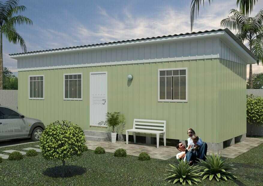 casa de madeira pré-fabricada lisboa